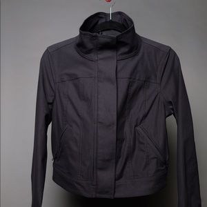 lululemon athletica Jackets & Coats - Lululemon Cropped Moto Jacket